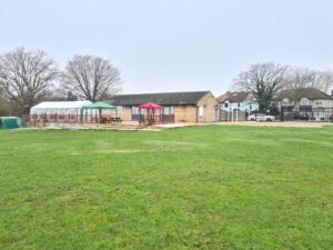 London Legends football facilities for training and matches